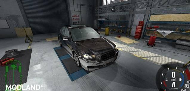 Subaru Legacy B4 Car Mod [0.7.0]